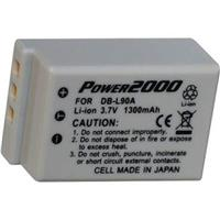 DB-L90A Replacement 3.7v, 1300mAh Lithium Ion Battery for...