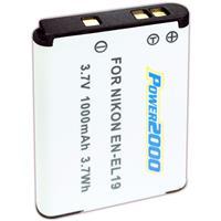 Powerpro EN-EL19 Replacement Lithium-Ion Rechargeable Bat...