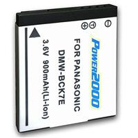 Powerpro DMW-BCK7 Replacement Lithium Ion Battery for Pan...
