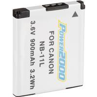 Powerpro NB-11L Replacement Lithium-Ion Battery, 3.6 volt...