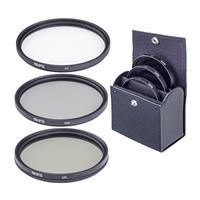 58mm Digital Essentials Filter Kit, with Ultra Violet (UV...