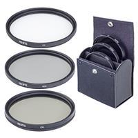 82mm Digital Essentials Filter Kit, with Ultra Violet (UV...