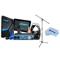 PreSonus AudioBox iTwo Studio Includes USB 2.0/iPad/MIDI ...