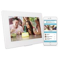 "10"" 16GB Wi-Fi Digital Photo Frame with Touchscreen and B..."