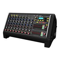 Peavey XR-AT 1000W 9-channel Powered Mixer with Bluetooth