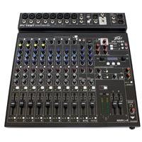 Peavey PV 14 BT Compact Pro Audio Mixer with Bluetooth