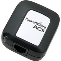 Pocket-Wizard 804-707 AC9 AlienBees Adapter for Canon