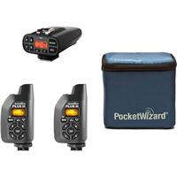 Pocket-Wizard Plus IV/Plus III Bonus Bundle 4 , Includes ...