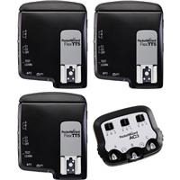 Pocket-Wizard FlexTT5 Transceiver TTL Bonus Bundle for Nikon