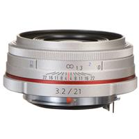 Pentax SMCP-DA 21mm f/3.2 AL HD Limited Edition Lens - Si...
