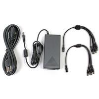 Q-See 12V 5Amp Camera Power Adapter with 4-Way & 8-Way Po...