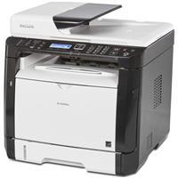 Ricoh SP 325SFNw Monochrome Multifunction Laser Printer, ...