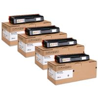 Ricoh SP C252HA Toner Cartridge KIT For SP C252DN /SP C25...