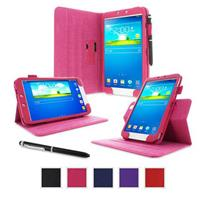 rooCASE Dual-View Folio Case Cover with Stylus for Samsun...