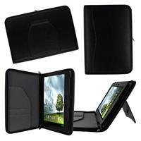 rooCASE Executive Portfolio Leather Case Cover for Asus M...