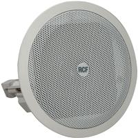 "Rcf PL 40 3.5"" Coaxial Ceiling Speaker with Line Transfor..."