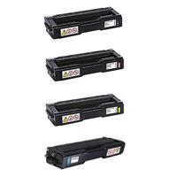 Ricoh Type SP C310HA High Capacity Complete Toner Cartrid...