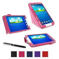 rooCASE Origami Folio Case with Stylus for Samsung Galaxy...