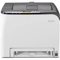 Ricoh SP C250DN Color Wireless Laser Printer, 21 ppm B&W ...