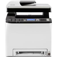 Ricoh SP C252SF Color Laser Multifunction Printer, 21 ppm...