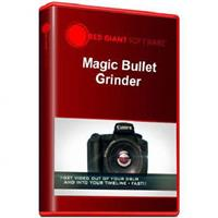 Red Giant Magic Bullet Grinder V1.5 Slip Sleeve Version