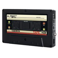 Reloop USB Mixtape Recorder with Retro Cassette Look