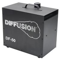 DF-50 DMX Diffusion Hazer, Atmospheric Fog Machine for Sp...