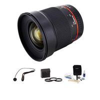 16mm F/2.0 ED AS UMC CS Manual Focus Lens Micro Four Thir...