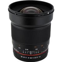 24mm f/1.4 Aspherical Wide, Manual Focus Lens for Micro F...
