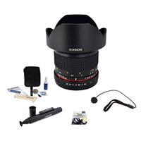 14mm f/2.8 IF ED UMC Super Wide, Manual Focus Lens for Ca...