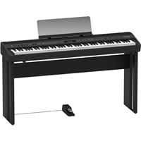 Roland KSC-90 Stand for FP-90 Digital Piano, Black