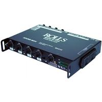 ROLLS MX410 4 Channel Field Microphone Mixer with Balance...