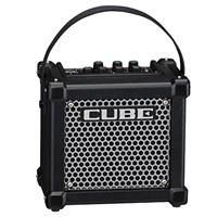 Roland MICRO CUBE GX Battery Powered Guitar Amplifier, 3W...