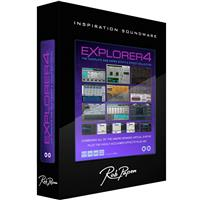 Rob Papen eXplorer 3 to eXplorer Bundle 4 Upgrade Softwar...