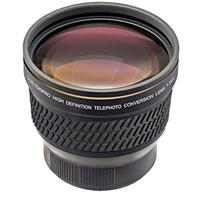 Raynox DCR-1541, 1.54x Telephoto Conversion Lens for Camc...