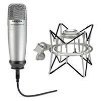 C01UCW USB Condenser Microphone, Hypercardioid Polar Patt...