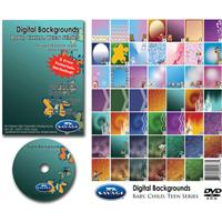 SAVAGE Digital Backgrounds DVD, Baby, Child, Teen Series,...