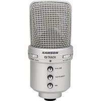 Samson G-Track USB Recording Microphone with Line/Instrum...