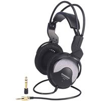 Samson RH100 Stereo Headphone - Wired Connectivity - Stereo - OVER-THE-HEAD