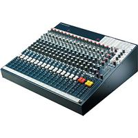 Soundcraft FX16ii 16-Channel Mixer with Lexicon Effects P...