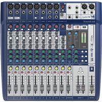 Soundcraft Signature 12 12-Channel Analog Mixer with Effe...