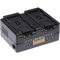Video Devices Video Devices XL-CHARGE 2-Battery Charger f...