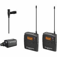 Sennheiser ew 100-ENG G3-A Wireless Microphone System wit...