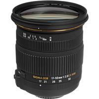 Sigma 17-50mm f/2.8 EX DC OS HSM Auto Focus Wide Angle Zo...