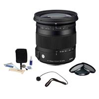 Sigma 17-70mm f/2.8-4 DC Macro OS HSM Lens for Nikon DSLR...