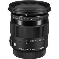 Sigma 17-70mm f/2.8-4 DC Macro HSM Lens for Pentax Digita...