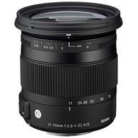 17-70mm f/2.8-4 DC Macro OS (Optical Stabilizer) HSM Lens...