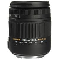 Sigma 18-250mm f/3.5-6.3 DC Macro OS (Optical Stabilizer)...