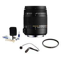 Sigma 18-250mm f/3.5-6.3 DC Macro HSM Zoom Lens for Sony ...