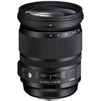 Sigma 24-105mm f/4.0 DG OS HSM ART Lens for Canon EOS Dig...